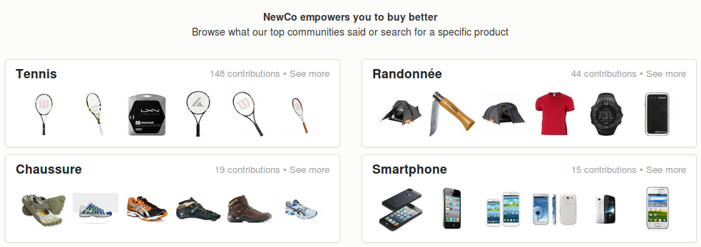 NewCo empowers you to buy better